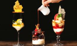【期間限定】オトナの夜パフェの新作!恵比寿『TOOTH TOOTH TOKYO』より、旬の果実やチョコレートを詰め込んだ本格パフェ3種、6/12(土)スタート
